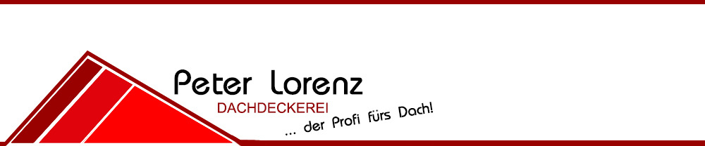 Dachdeckerei Lorenz